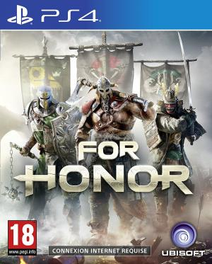 Echanger le jeu For Honor sur PS4