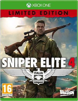 Echanger le jeu Sniper Elite 4 sur Xbox One