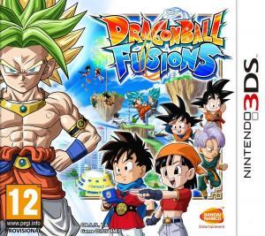 Echanger le jeu Dragon Ball Fusions sur 3DS