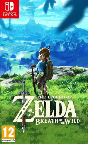 Echanger le jeu The Legend of Zelda : Breath of the Wild sur Switch