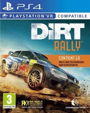 Echanger le jeu DiRT Rally (PS-VR compatible) sur PS4