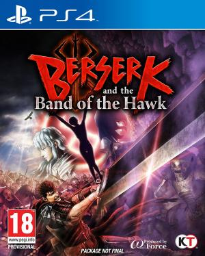 Echanger le jeu Berserk and The Band Of The Hawk sur PS4