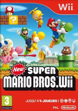 Echanger le jeu New Super Mario Bros sur Wii