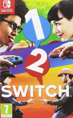 Echanger le jeu 1-2 Switch sur Switch
