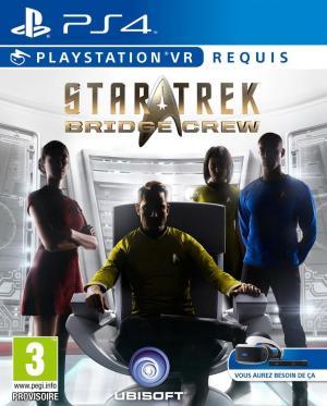 Echanger le jeu Star Trek: Bridge Crew (PS-VR requis) sur PS4