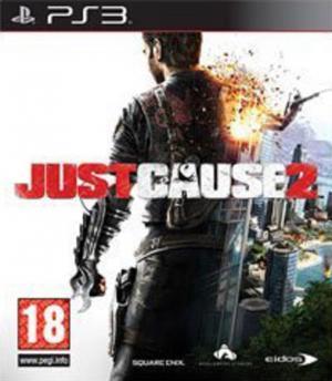 Echanger le jeu Just Cause 2 sur PS3