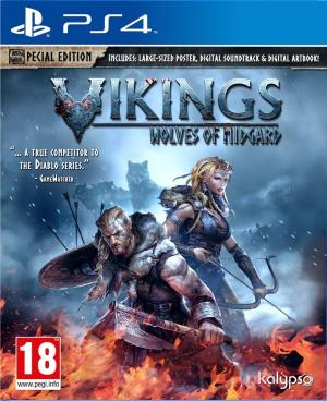 Echanger le jeu Vikings: Wolves of Midgard sur PS4