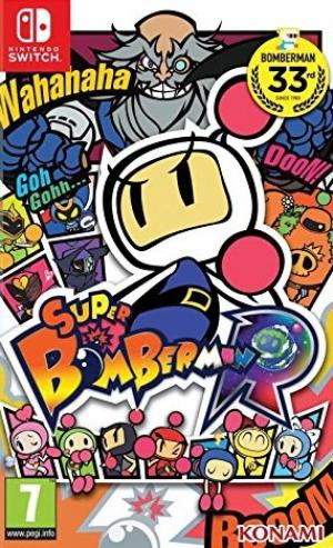 Echanger le jeu Super Bomberman R sur Switch
