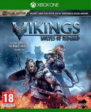 Echanger le jeu Vikings: Wolves of Midgard sur Xbox One