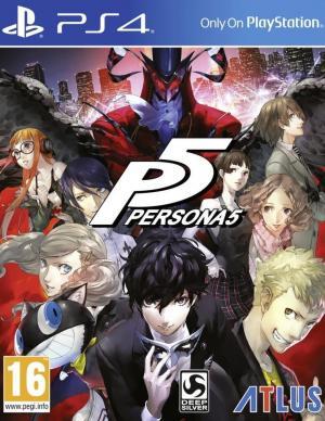 Echanger le jeu Persona 5  sur PS4