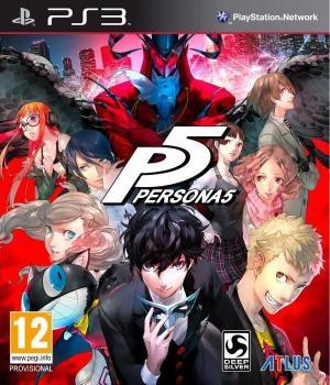 Echanger le jeu Persona 5 sur PS3