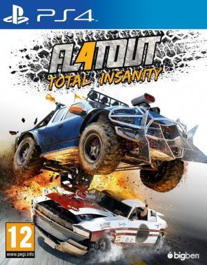 Echanger le jeu FlatOut 4 : Total Insanity sur PS4