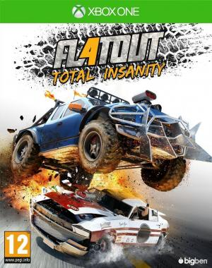 Echanger le jeu FlatOut 4 : Total Insanity (Xbox One) sur Xbox One