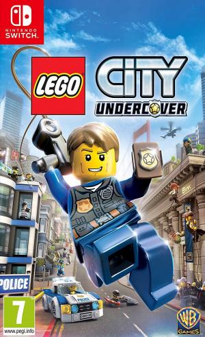 Echanger le jeu Lego City: Undercover sur Switch