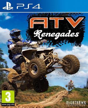 Echanger le jeu ATV Renegades sur PS4