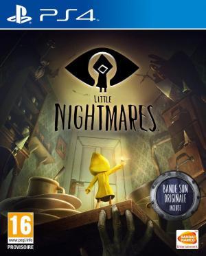 Echanger le jeu Little Nightmares sur PS4