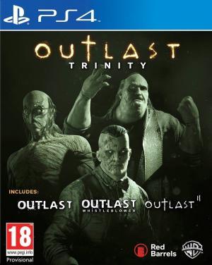 Echanger le jeu Outlast Trinity sur PS4