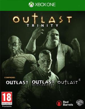 Echanger le jeu Outlast Trinity sur Xbox One