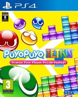 Echanger le jeu Puyo Puyo Tetris sur PS4