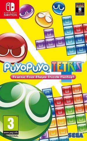 Echanger le jeu Puyo Puyo Tetris sur Switch