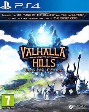 Echanger le jeu Valhalla Hills - Definitive edition sur PS4