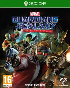 Echanger le jeu Marvel's Les gardiens de la Galaxie : Telltale (en fonction des épisodes sortis) sur Xbox One