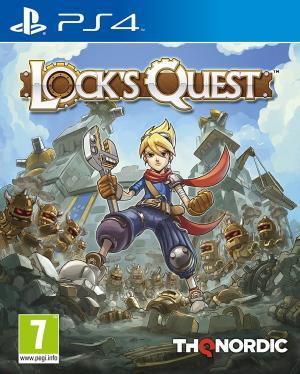 Echanger le jeu Lock'S Quest sur PS4