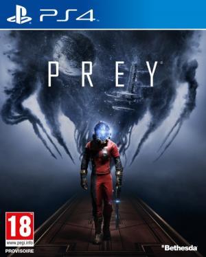 Echanger le jeu Prey sur PS4