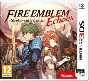Echanger le jeu Fire Emblem Echoes: Shadows of Valentia sur 3DS