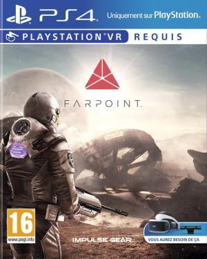 Echanger le jeu Farpoint (PS-VR requis) sur PS4