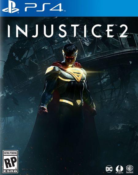 Echanger le jeu Injustice 2 sur PS4