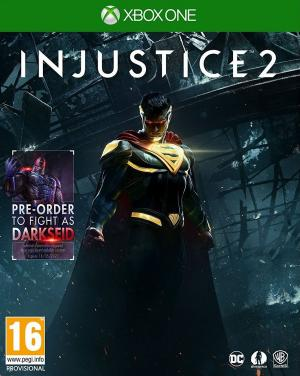 Echanger le jeu Injustice 2 sur Xbox One
