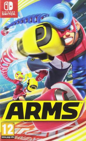 Echanger le jeu Arms sur Switch
