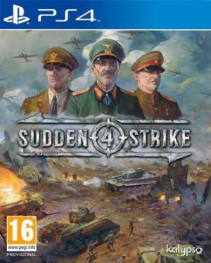 Echanger le jeu Sudden Strike 4 sur PS4