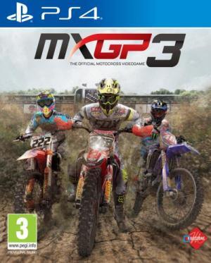 Echanger le jeu MXGP 3 sur PS4