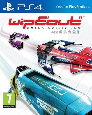 Echanger le jeu Wipeout Omega Collection sur PS4