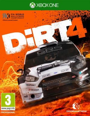 Echanger le jeu Dirt 4  sur Xbox One