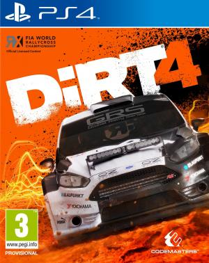 Echanger le jeu Dirt 4  sur PS4