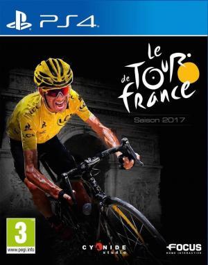 Echanger le jeu Tour de France 2017 sur PS4