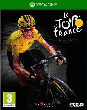 Echanger le jeu Tour de France 2017 sur Xbox One