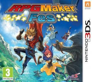 Echanger le jeu RPG Maker: Fes sur 3DS