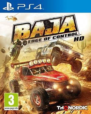 Echanger le jeu Baja: Edge of Control HD sur PS4