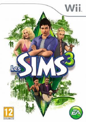 Echanger le jeu Les Sims 3 sur Wii
