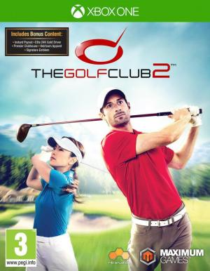 Echanger le jeu The Golf Club 2 sur Xbox One