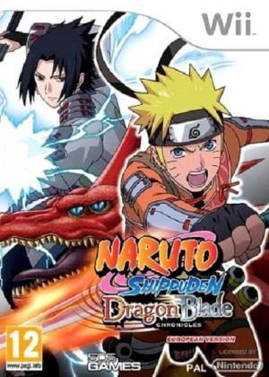 Echanger le jeu Naruto Shippuden, Dragon Blade Chronicles sur Wii