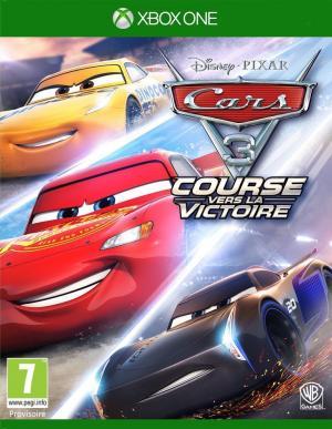 Echanger le jeu Cars 3 Course Vers La Victoire sur Xbox One
