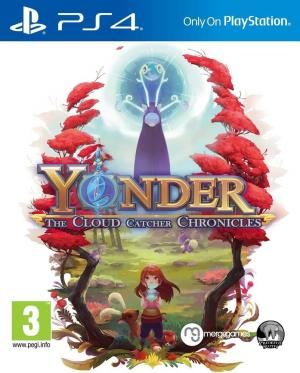 Echanger le jeu Yonder : The Cloud Catcher Chronicles sur PS4