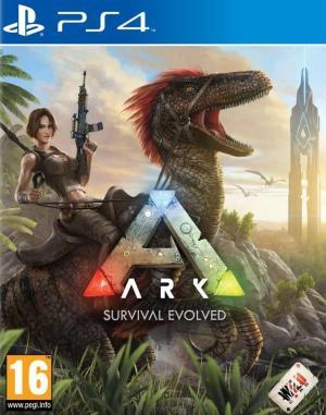 Echanger le jeu ARK: Survival Evolved sur PS4