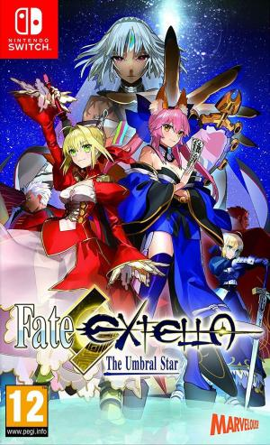 Echanger le jeu Fate Extella The Umbral Star sur Switch