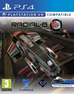 Echanger le jeu Radial-G : Racing Revolved sur PS4